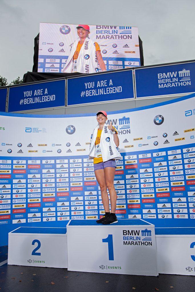 Maratón Berlín 2019