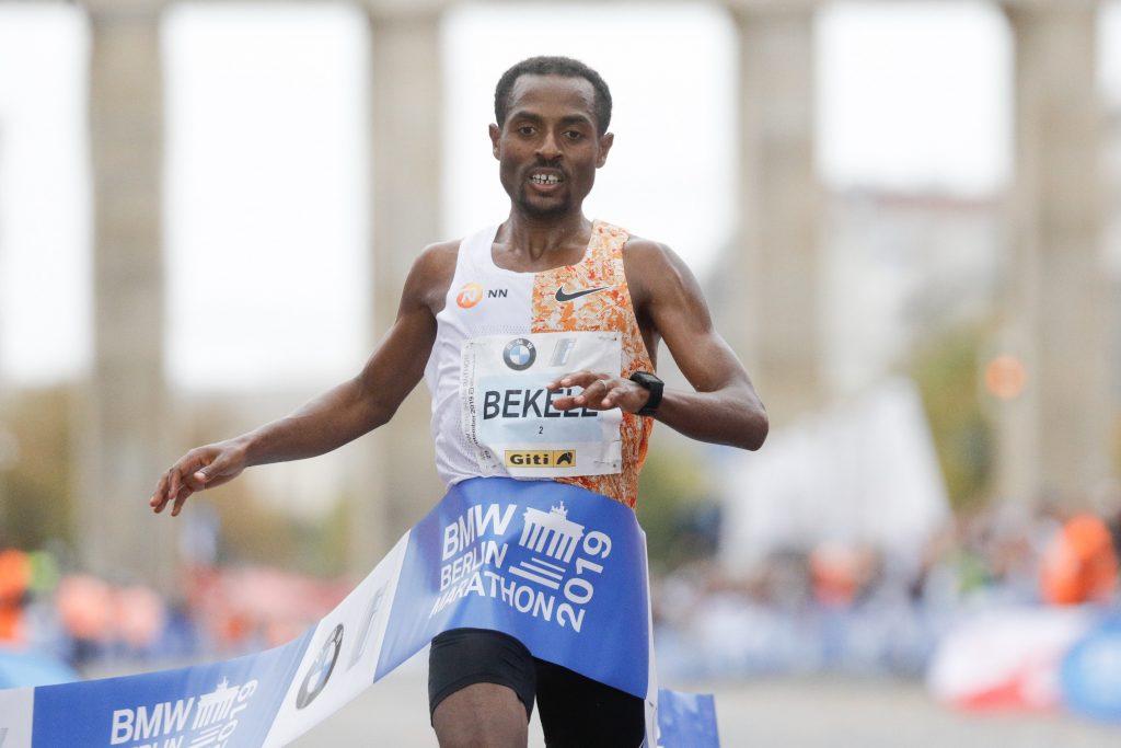 Maraton Berlín 2019