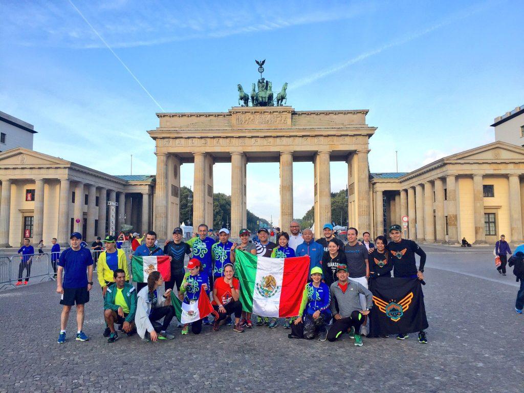 maraton berlin mexicanos