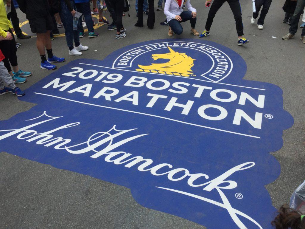 Maraton Boston 2020
