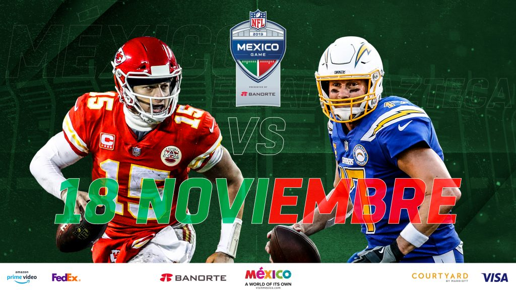 nfl mexico game 2019