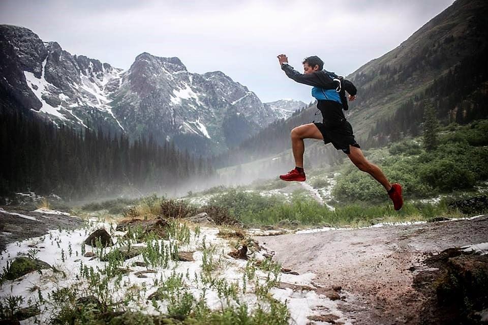 ultra trail mont blanc kilian jornet