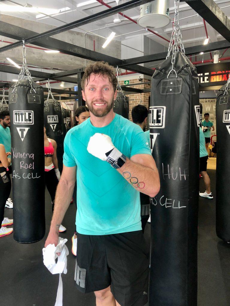 patrick loliger title boxing club
