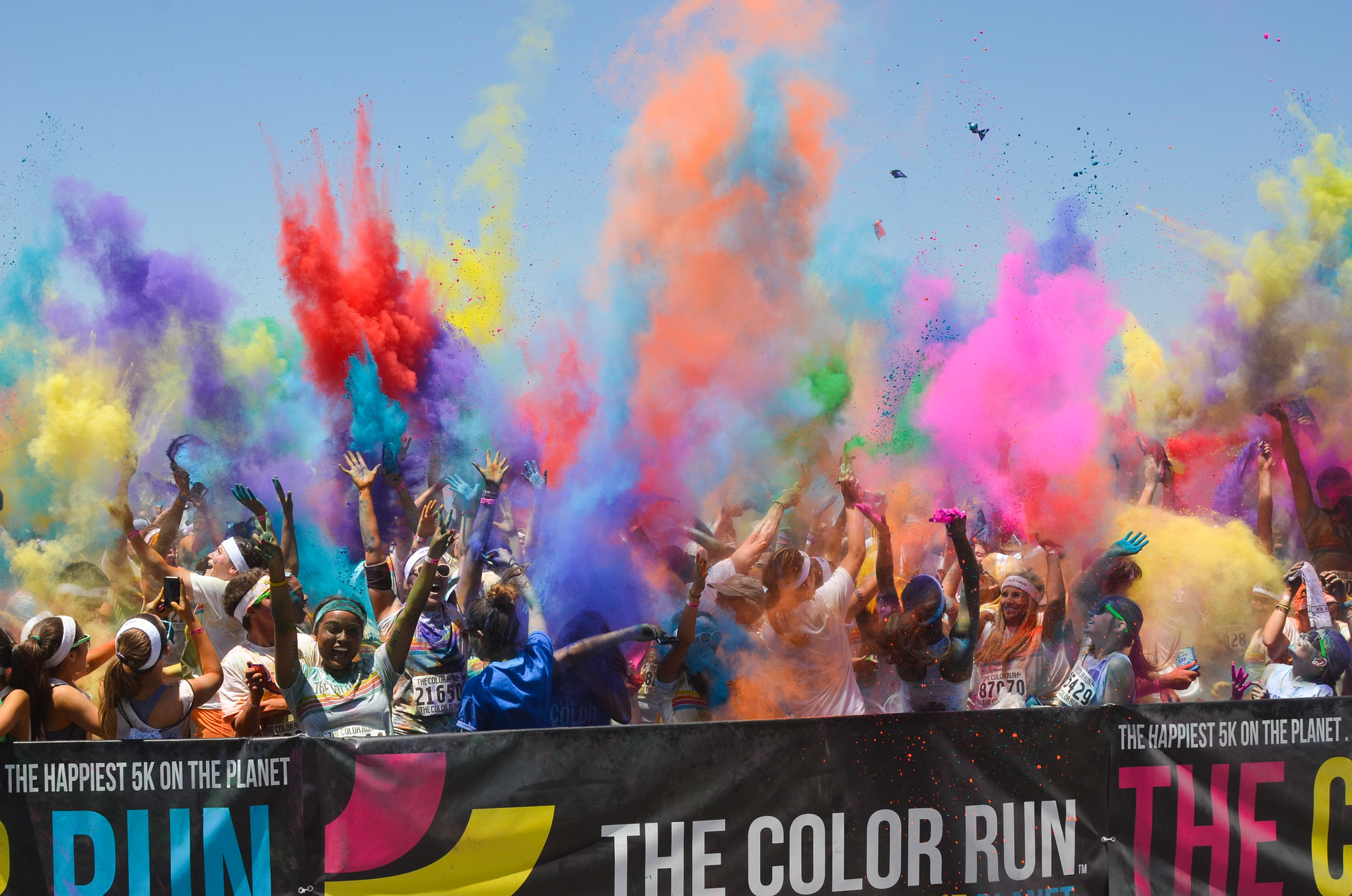 the color run mexico 2019