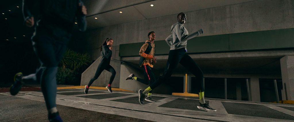 Nike Shield colección invierno