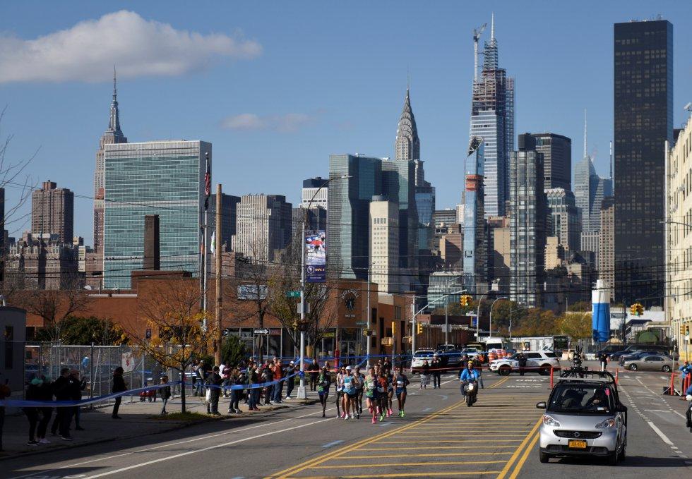 maraton nueva york 2019