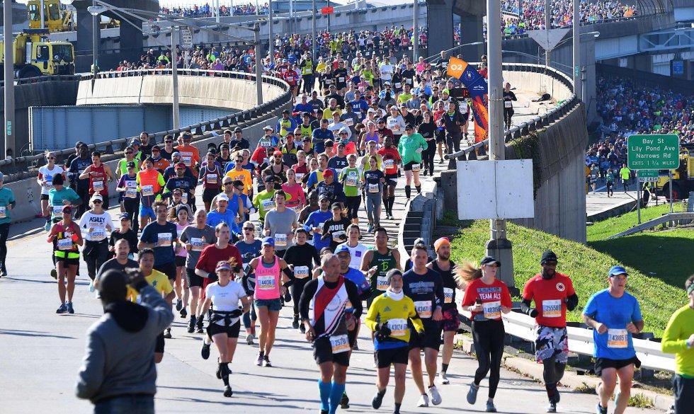 puente verrazano maraton nueva york 2019