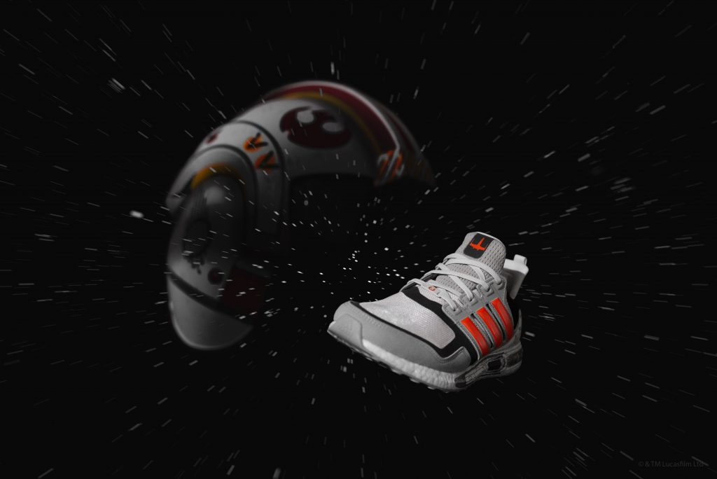 coleccion adidas x star wars