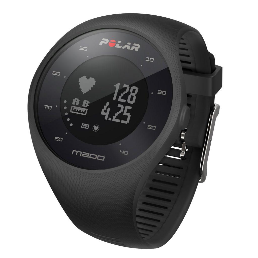 reloj polar m200 correr