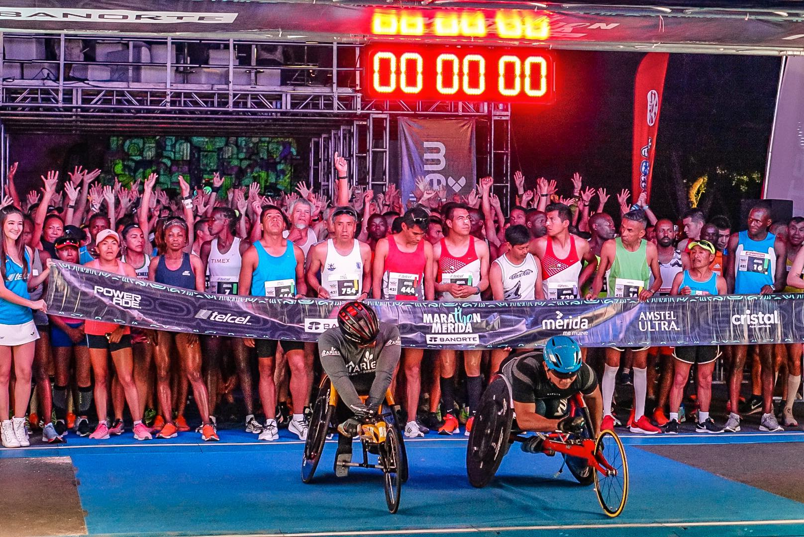 resultados maraton merida 2020
