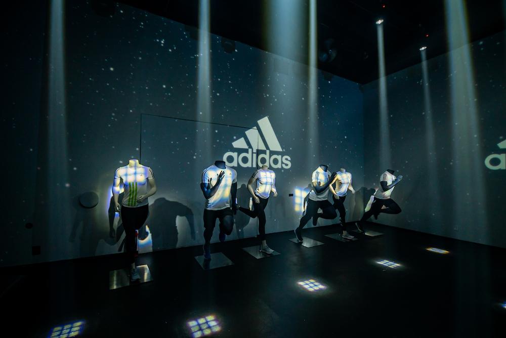 playeras adidas running championship splits adidas