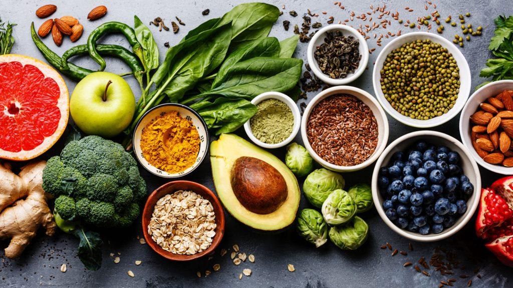 alimentos sanos nutricion runners