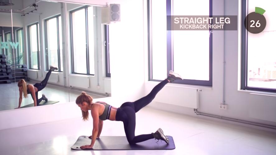 entrena en casa workout video pamela reif